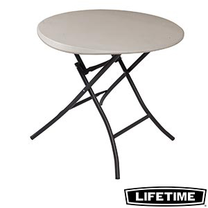 "33"" Round Table"