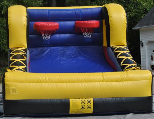 DOUBLE HOOP BASKETBALL
