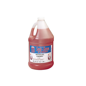 CHERRY SNOW CONE SYRUP