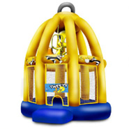 TWEETY CAGE BOUNCER